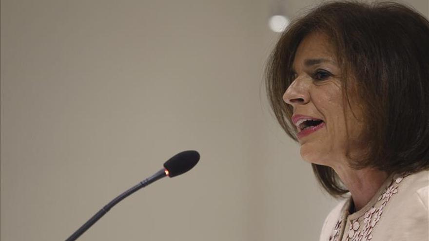 Ana Botella quiere limitar las manifestaciones en el centro de Madrid