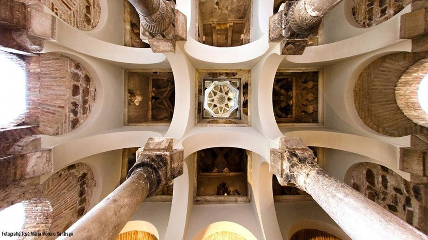 Mezquita Cristo de la Luz (Toledo) FOTO: Turismo Castilla-La Mancha