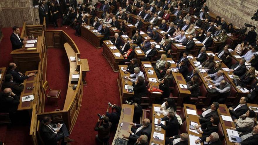 La diputada de Syriza Zoé Constandopulu es elegida presidenta del Parlamento