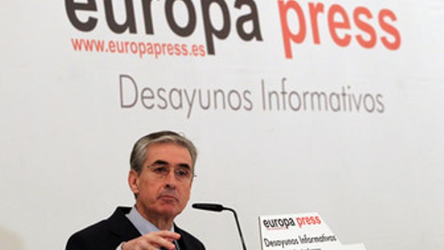 Jáuregui, en los desayunos de Europa Press