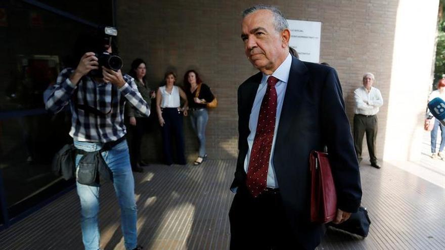 El exdirector general de la antigua Caja de Ahorros del Mediterráneo Roberto López Abad.