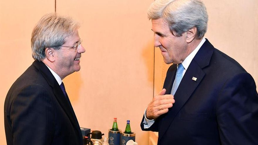 Kerry y Lavrov consideran clave combatir el terrorismo en Siria e Irak
