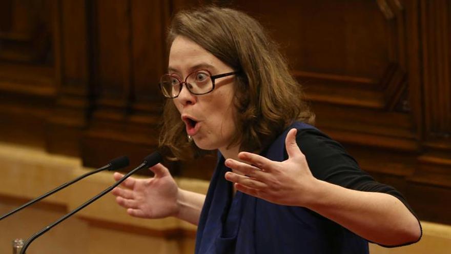 """Las CUP acusan al Gobierno de suspender la autonomía """"por la puerta de atrás"""""""