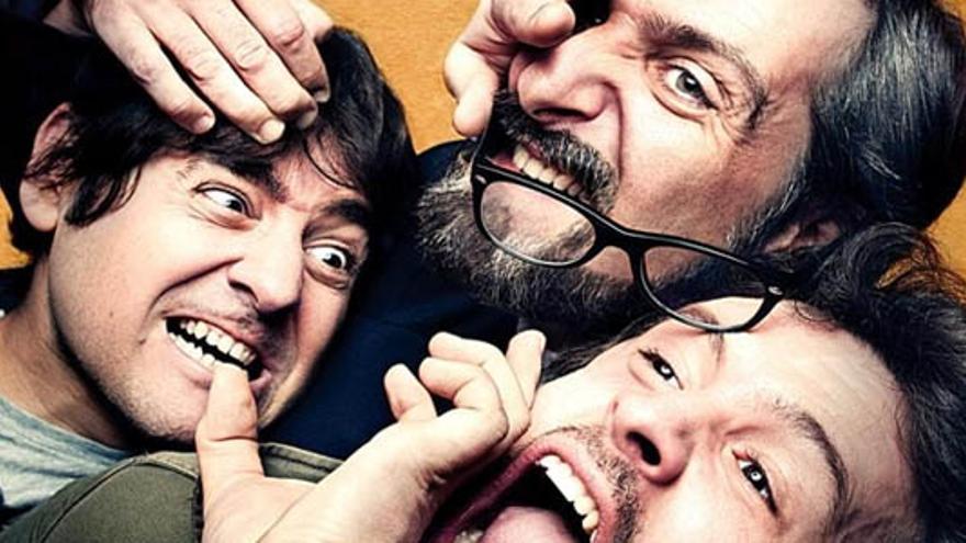 """Telecinco parodia 'GH' y el mundo de la televisión en """"Amigos"""""""