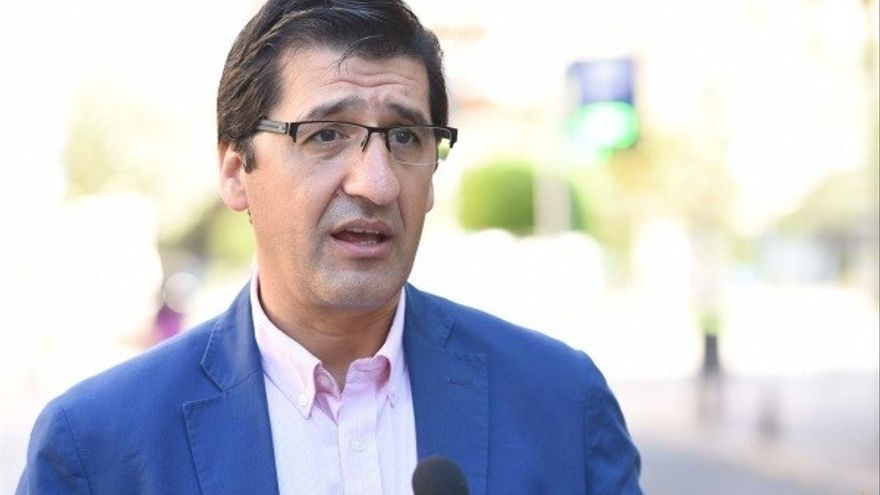 José Manuel Caballero es el secretario general del PSOE de Ciudad Real