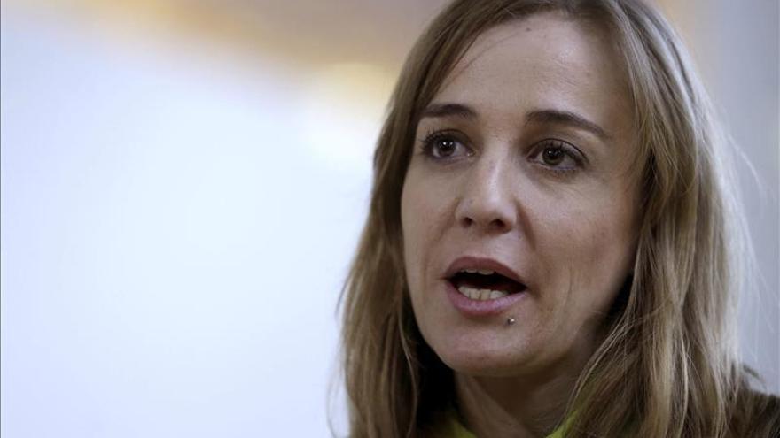 """La plataforma de Tania Sánchez convoca a las """"gentes movilizadas"""" a reunirse el 21 de febrero"""