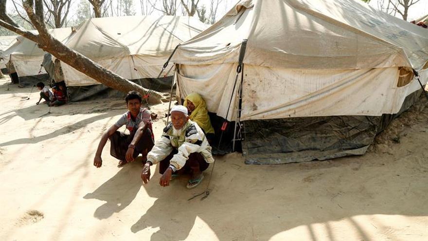 Los parlamentarios europeos llaman a redoblar el esfuerzo con los rohinyás en Bangladesh