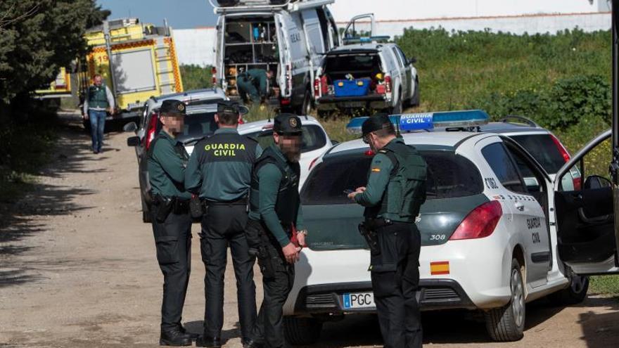 Hallan un cadáver en un pozo de Chiclana de la Frontera (Cádiz)