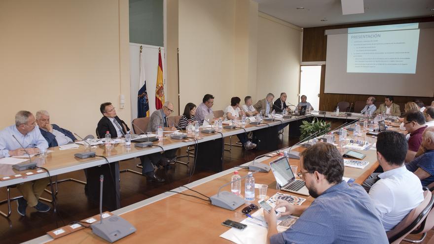 Pleno del Consejo Social de la ULPGC