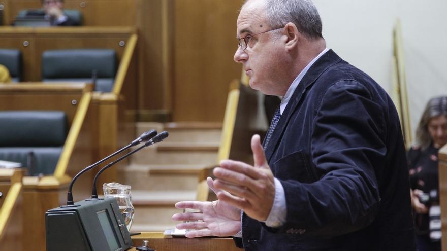 """Egibar (PNV) considera que la única """"posibilidad real de intentar un acuerdo"""" presupuestario es con EH Bildu"""
