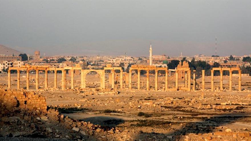 París resucita el patrimonio sirio e iraquí en peligro en una exposición
