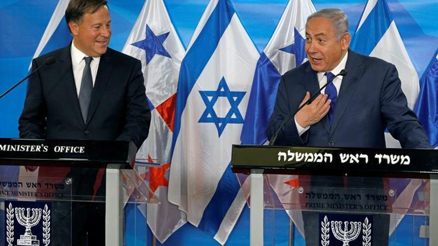 Israel y Panamá firman en Jerusalén un acuerdo de libre comercio