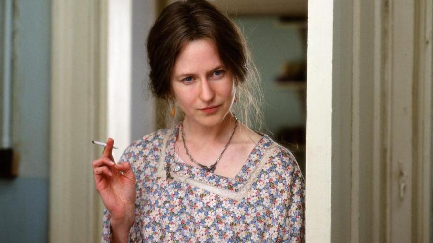 Las Horas. Nicole Kidman interpretando a Virginia Woolf