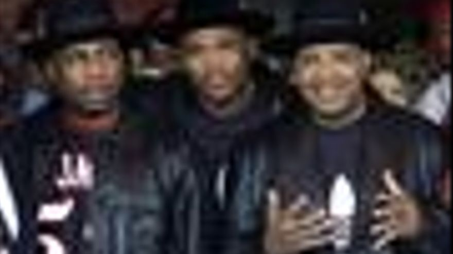 Jason Mizell (Jam Master Jay), Darryl McDaniels (DMC) y Joseph Simmons (DJ Run)
