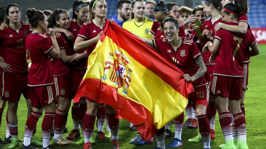 España superó a Canadá en la gran final.