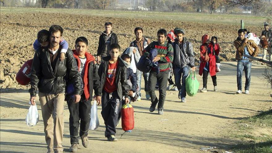 La ONU denuncia nuevas restricciones fronterizas para los refugiados en los Balcanes