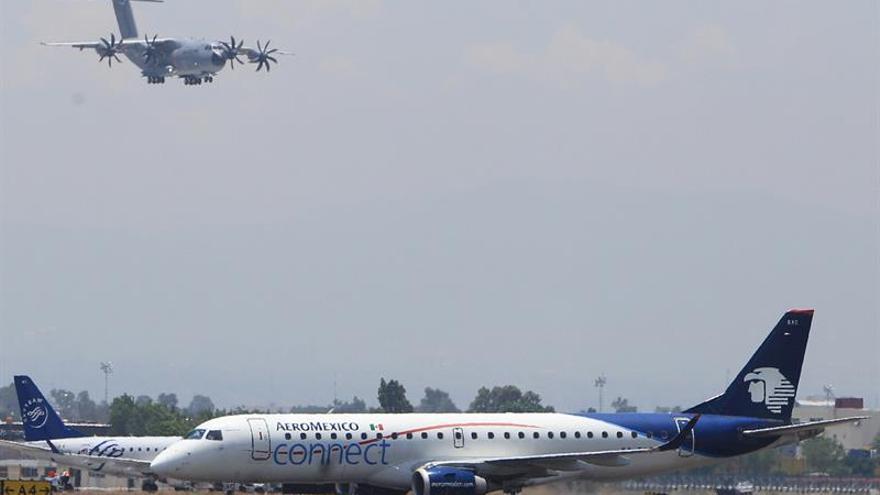 Aeroméxico inicia una ruta entre Ciudad de México y el Pacífico norte de Costa Rica