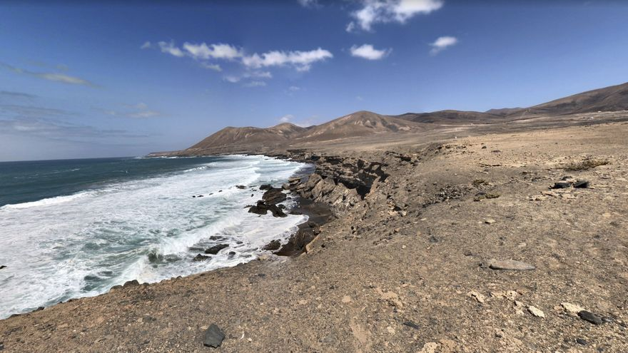 Localizado el cadáver de una segunda víctima del vehículo que se precipitó por un acantilado en Fuerteventura