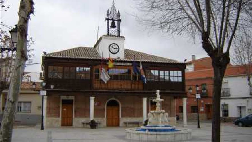 Ayuntamiento de Numancia de la Sagra (Toledo)