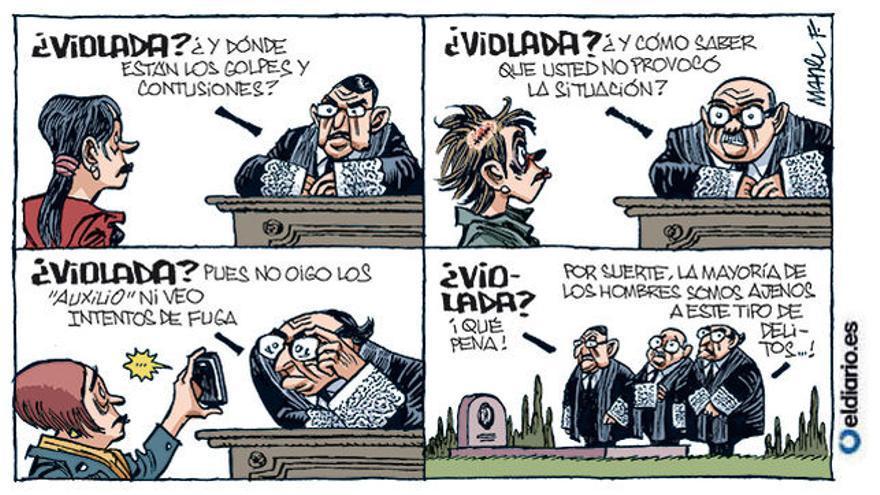 Ajenos al delito (27/04/2018), por Manel Fontdevila