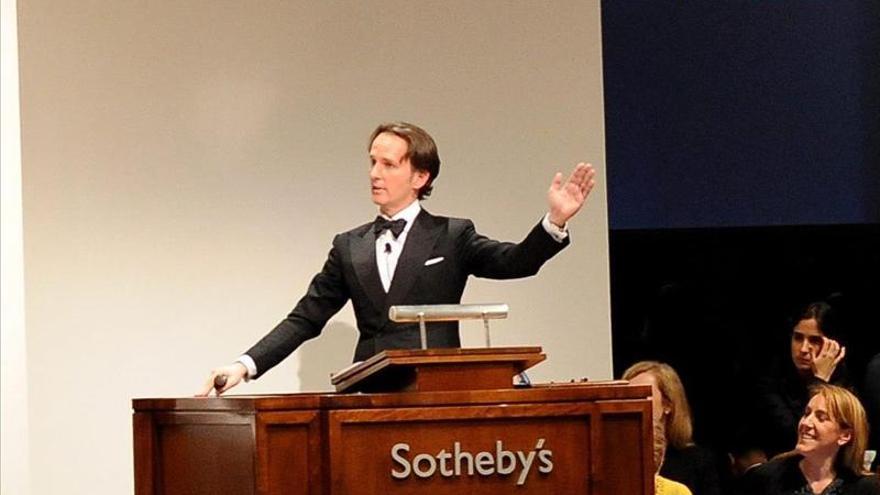Rarezas de Picasso subastadas por Sotheby's alcanzan los 4,6 millones de dólares
