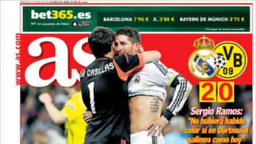 Las portadas del día (1-05-2012) #7