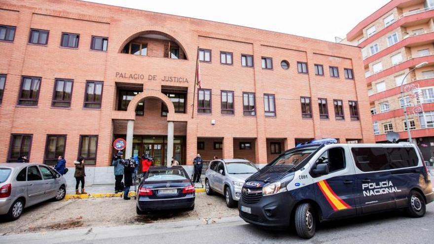 La jueza decreta prisión provisional sin fianza para los jugadores de la Arandina acusados de agresión sexual