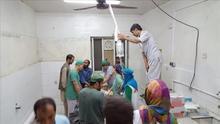 """Médicos Sin Fronteras comunica que el hospital bombardeado """"ya no está operativo"""""""