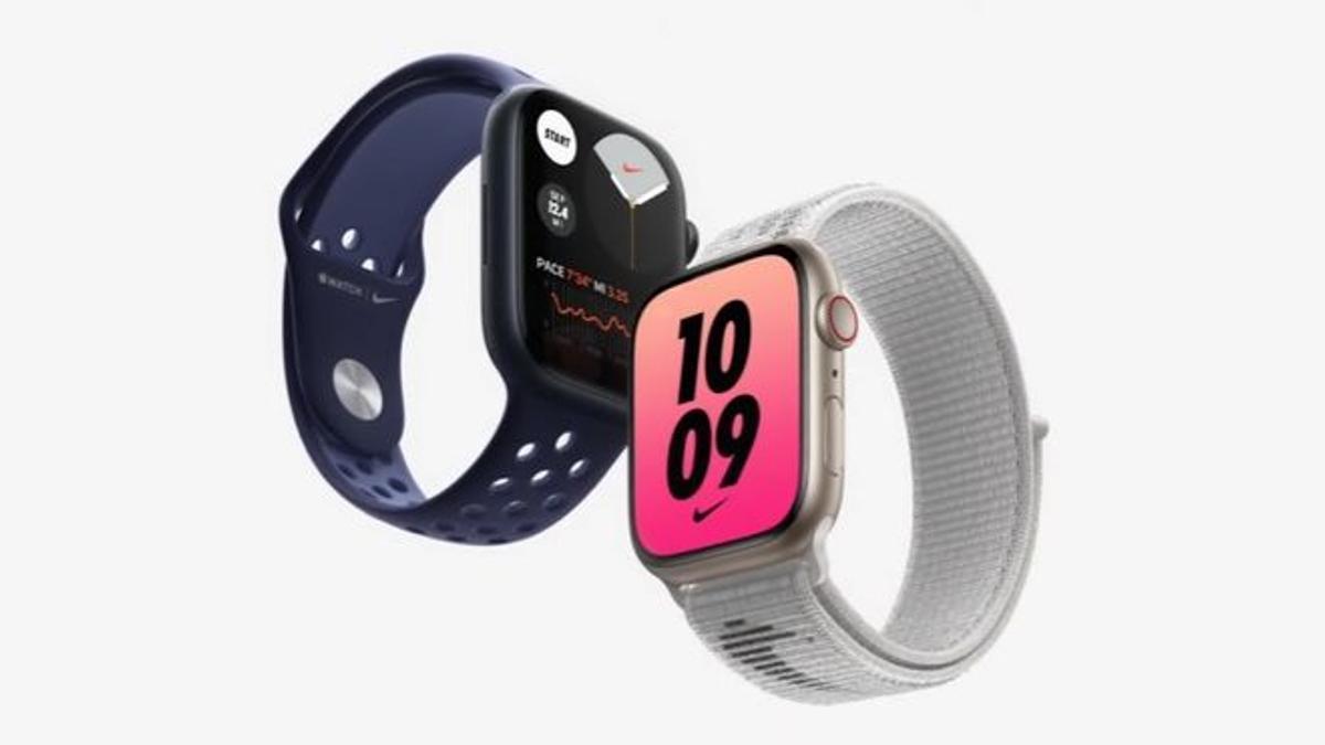 Apple Watch Series 7: continuismo con más pantalla