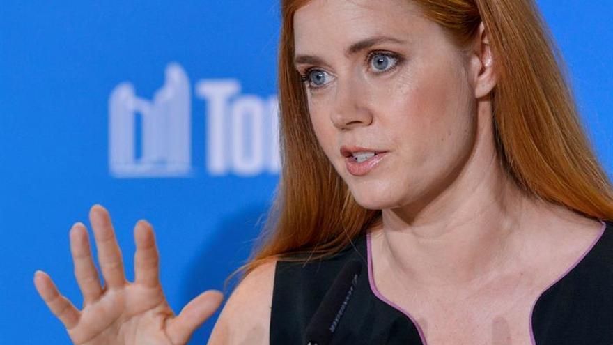 Amy Adams: No es necesario el Óscar para tener una carrera de éxito