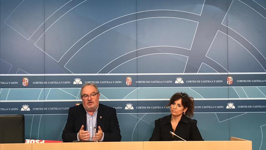 José Francisco Martín y Patricia Gómez.