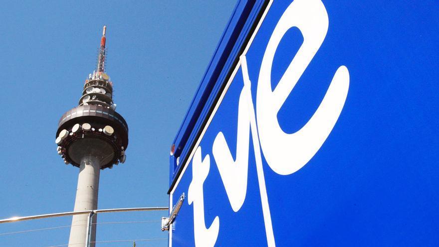 La sede de RTVE en Torrespaña