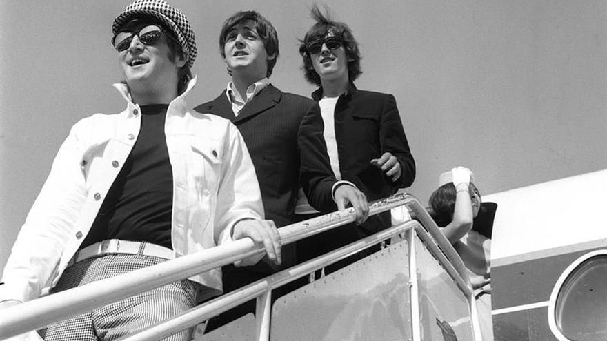 """Imagine"" de Lennon y su deseo de un mundo en paz revive en un álbum infantil"