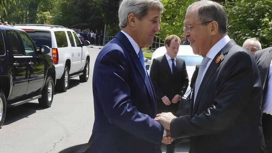 Putin y Kerry comienzan su reunión en la ciudad rusa de Sochi