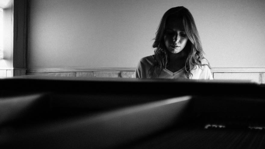 Elena Iturrieta, más conocida por su nombre artístico ELE. | ANTONIO TOMÁS SEPÚLVEDA