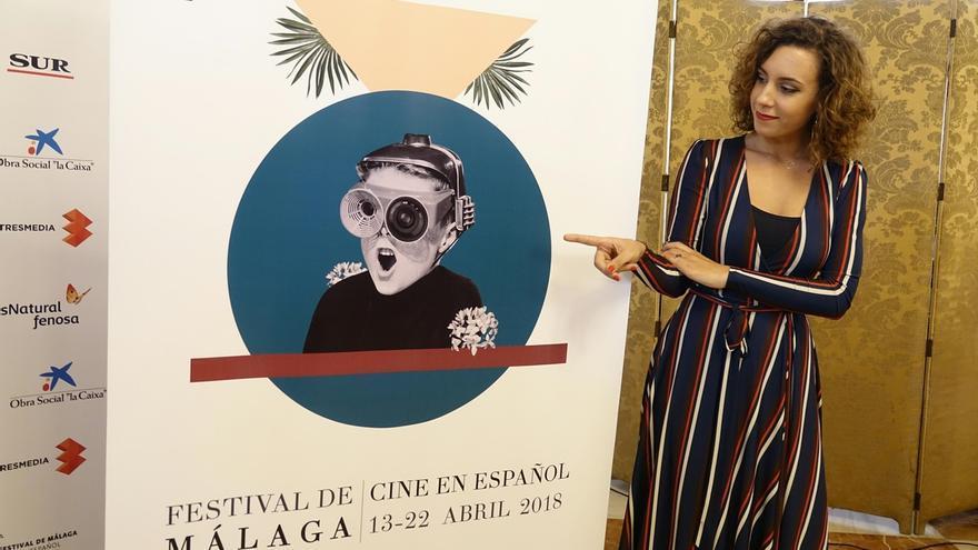 Pasado y futuro convergen en el cartel de la próxima edición del Festival de Cine de Málaga