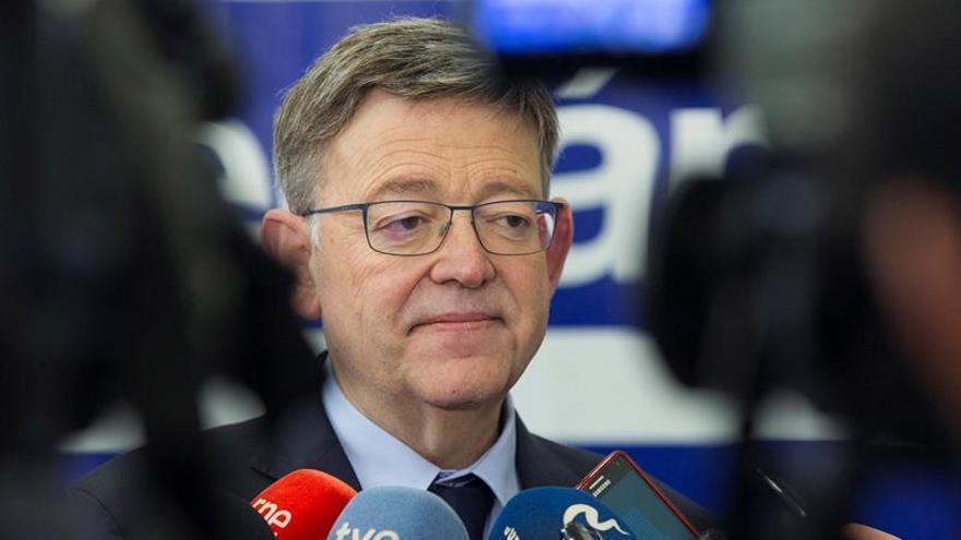 Puig aboga por abrir el debate sobre el cambio del huso horario