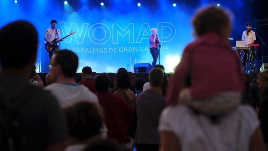 'Papaya' en Womad Las Palmas | EFE/ÁNGEL MEDINA