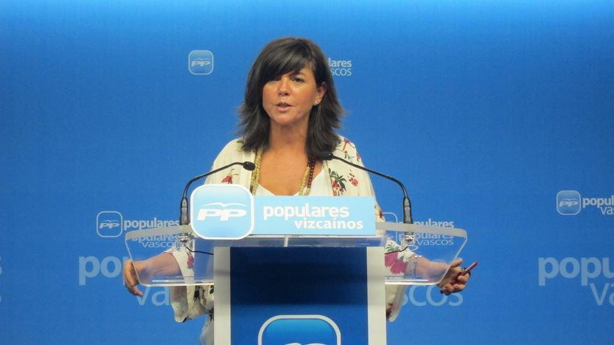 Llanos afirma que el TJUE avala las tesis del PP vasco de defensa de una reforma del sistema de la RGI