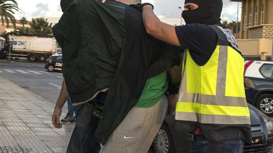 Prisión para los tres presuntos yihadistas detenidos en una operación conjunta europea