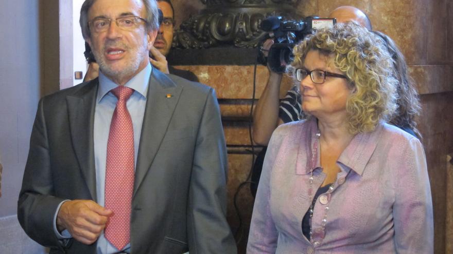 """El PSC contempla una consulta sin el aval del Estado pero siempre """"legal"""""""