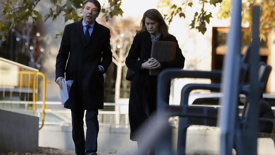 González y Victoria declaran mañana ante el juez por un contrato con el Canal de Isabel II