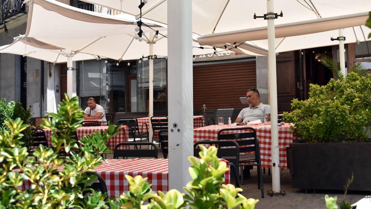 Bar en Toledo