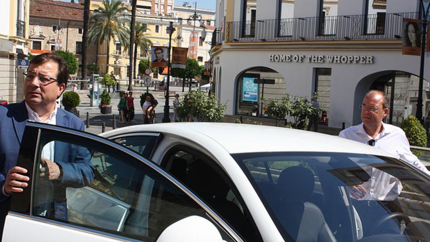 Vara Monago traspaso Extremadura