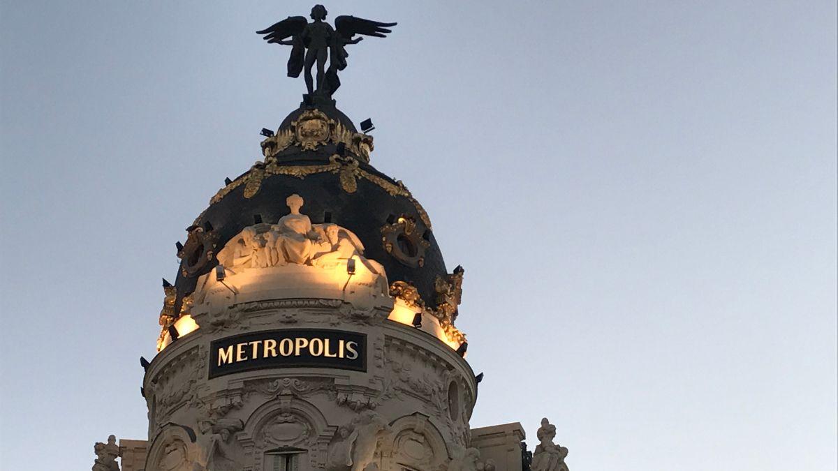 Cúpula del edificio Metrópolis | SOMOS CHUECA