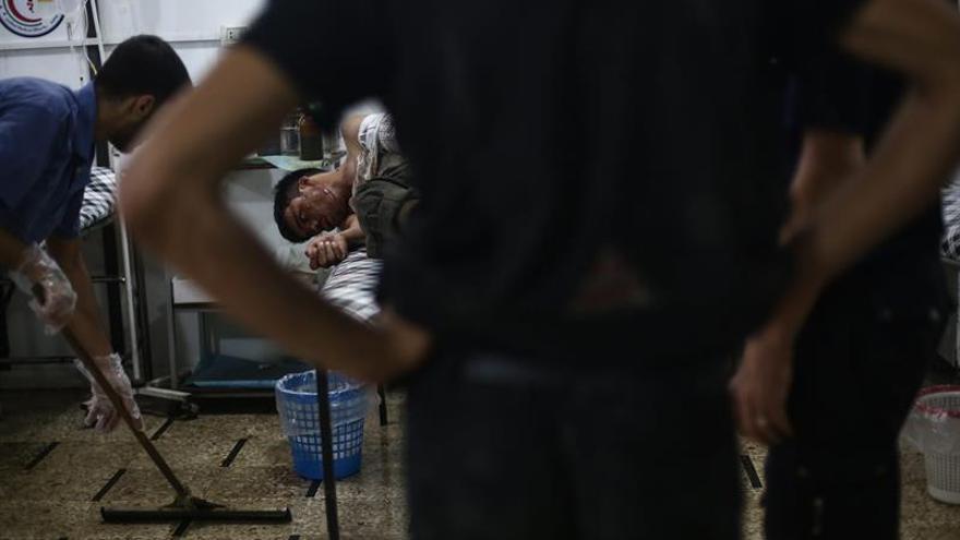 Bombardeo contra un hospital al oeste de Alepo, el tercero en 24 horas