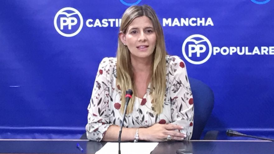 Carolina Agudo FOTO: PP Castilla-La Mancha