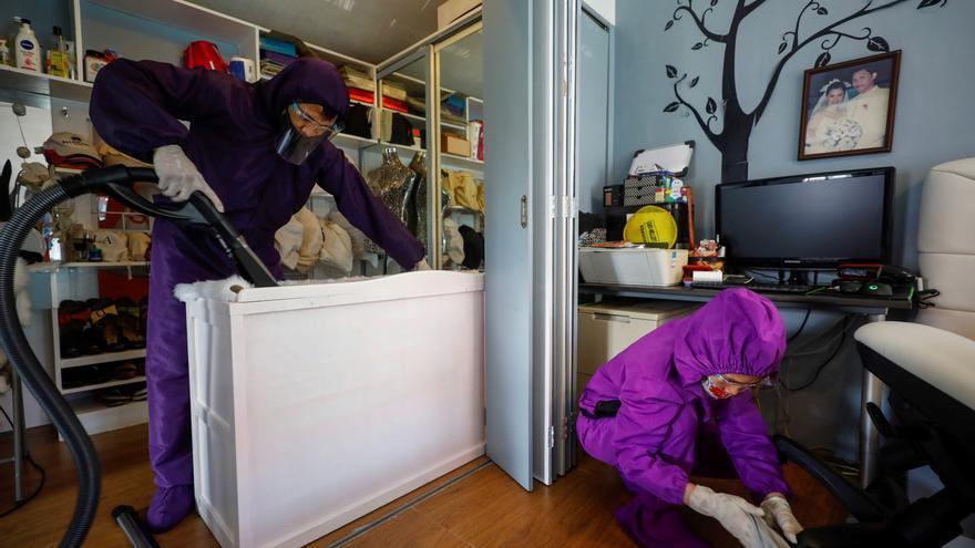 La cuarentena en Manila superará los seis meses, la más larga del mundo