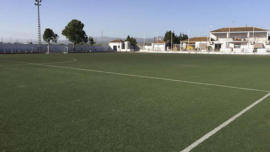 Los hechos tuvieron lugar en el campo de fútbol del polideportivo de Museros