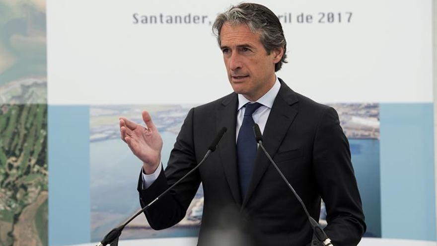 Fomento supedita el Pacto de Infraestructuras a que el PSOE resuelva su situación